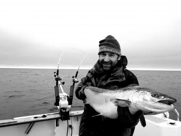 Salmon Trolling